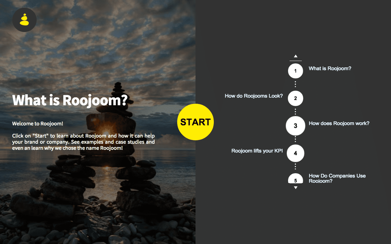 What is Roojoom? A content Journey optimization system