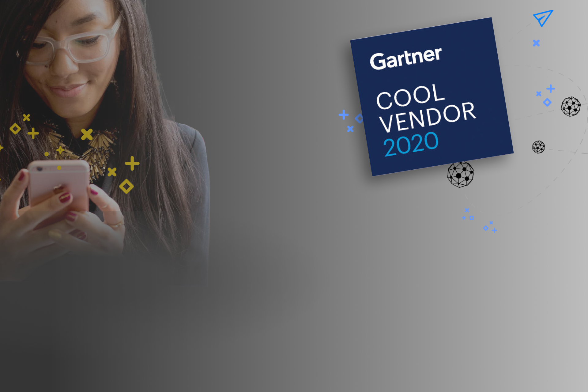 Gartner designated Roojoom as Cool Vendor!